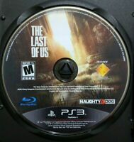 USED (Game Only) - The Last of Us (Sony PlayStation 3, 2013) PS3 - Free Shipping