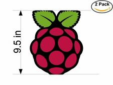 Raspberry Pi 2 Stickers 9.5 inches Sticker Decal