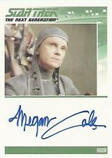 "Complete Star Trek TNG S2 - Megan Cole ""Noor"" Autograph Card"