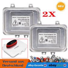 2x Xenon Scheinwerfer Vorschaltgerät Für BMW E60 VW Mercedes-Benz 5DV 009 000-00