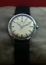CERTINA WWII 40's MILITARY AUTOMATIC cal.25-45 VINTAGE SS RARE 21J SWISS WATCH.