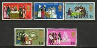GB 1970 Commemorative Stamps~Anniversaries~Unmounted Mint Set~UK Seller