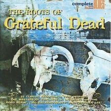 VARIOUS ARTISTS - THE ROOTS OF THE GRATEFUL DEAD [SNAPPER] NEW CD