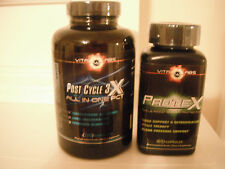 Protex Cycle Assist & Post Cycle 3X by Vital Labs, COMBO DEAL!!