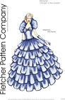 Midnight in the Garden Doll Clothes Sewing Ellowyne Fletcher Tonner
