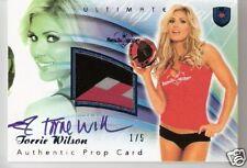 BENCHWARMER ULTIMATE - TORRIE WILSON AUTO PROP #1/5
