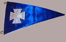Shanghai China Boat Yacht Club Harbor Boat Ship Marina Pennant Flag Burgee Race