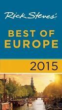 Rick Steves Best of Europe 2015-ExLibrary