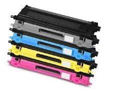 4 x Toner für Brother DCP-9045 DCP-9042 CDN / TN135 TN130 BK CYAN MAGENTA YELLOW