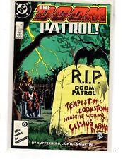 The Doom Patrol (Vol 2 part 1) # 5, Feb 1988, DC, very fine, boarded & bagged