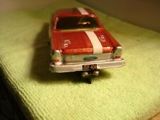 Vintage blast from the past 1962 Ford Galaxy slot car 1/32 offered by MTH