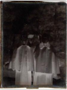 Antique Japan Japanese Glass Negative Photo C.1917 #5