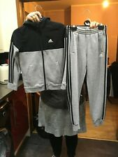 kids adidas tracksuit size 9-10 years