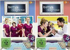Bettys Diagnose Staffel 5.1+5.2 DVD Set NEU OVP Die komplette Staffel 5