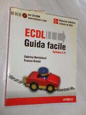 ECDL GUIDA FACILE - CD ROM CON ESERCITAZIONI E TEST - BERTOLACCI GROSSI - APOGEO