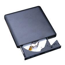 Plug and Play External Blu-ray DVD RW Drive, USB 3.0 Typc C Portable,black