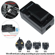 DMW-BMB9 Battery Charger For Panasonic Lumix DMC-FZ40 DMC-FZ45 DMC-FZ47 DMC-FZ48