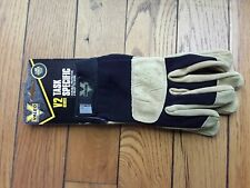 Valeo Work Pro Leather Glove Xl V2 Series Task Specific Durable Protective