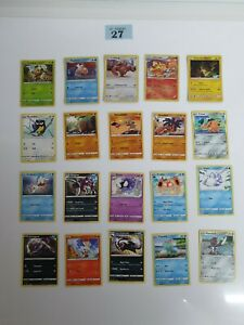 Pokemon Cards Bundle Job Lot Holos Rares - NO RESERVE 99P START! 27