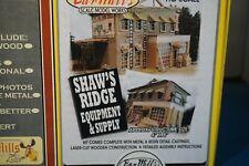 Bar Mills Shaw's Ridge HO Kit 0532