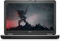 "Dell Latitude E6540 Gaming Laptop Core i7 15.6"" 16GB Ram 512GB SSD Win 10 Pro"