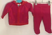 Baby Girls Gap Knitted Two Piece Set Age Up To 3 Months