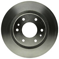 Disc Brake Rotor-Non-Coated Front ACDelco Advantage 18A1119A
