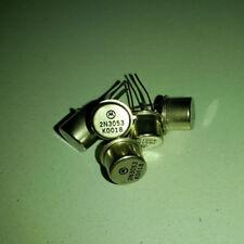 2PCS   2N3053  2N3O53  N3053   TO-18   Audio Amplifier Drive Tube  IC