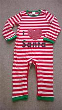 Unbranded Boys' Striped Babygrows & Playsuits (0-24 Months)