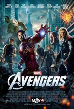 The Avengers 2012 35mm Film Cell strip very Rare var_b