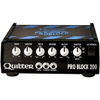 Quilter Labs PRO BLOCK 200-HEAD ProBlock 200 200W Guitar Amp Head  LN