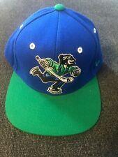 Vancouver Canucks Zephyr NHL Lumberjack Snapback Cap Hat       NWT