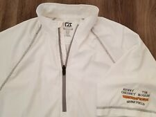 New listing Kenny Chesney Tim McGraw Brothers Of The Sun Tour Concert Golf Wind Shirt Medium