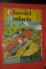 CLASSICI AUDACIA- N°27- a- sfida a ric roland-  DEL 1966- MONDADORI- raro