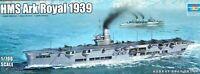 Trumpeter 1:700 HMS Ark Royal 1939 Aircraft Carrier Ship Model Kit