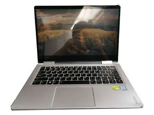 LENOVO 710-14IKB i7 7500u, 8GB, 256GB SSD, GTX 940MX, 2 in 1 gaming Laptop Touch