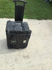 PELICAN 0450 TOOL CASE/ARMSTRONG GENERAL MECHANICS MILITARY-WITH A FEW TOOLS