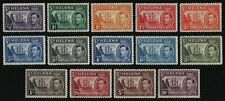St. Helena 1938 - Mi-Nr. 97-110 ** - MNH - Freimarken / Definitives - George VI