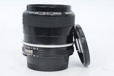 Nikon Nikkor AI 35mm F2 Lens 35/2                                           #404