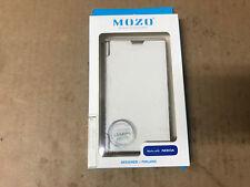 Mozo Flip Cover for Nokia Lumia 1020 (White)