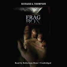 Frag Box : A Herman Jackson Mystery by Richard A. Thompson (2012, CD, Unabridged