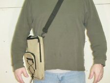 Tactical Ipad Bag Case Tablet Bag Case  Concealed Carry TAN