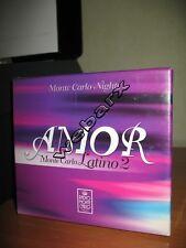 MONTECARLO NIGHTS LATINO VOLUME 2 CD NUOVO SIGILLATO