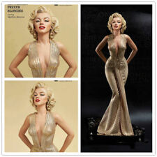 "New Marilyn Monroe Gentlemen Prefer Blondes 1/4 Scale PVC Statue Figure 16""H"
