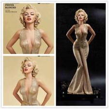 "New Marilyn Monroe Gentlemen Prefer Blondes 1/4 Scale PVC Statue Figure 16""H"