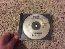 MINT! MADONNA HANKY PANKY RARE 1990 USA 1 TRACK PROMO CD SINGLE SIRE PRO-CD-4304