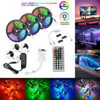 15m Led Strip Light 3528 Rgb Colour Changing Tape Under Cabinet Kitchen Lighting