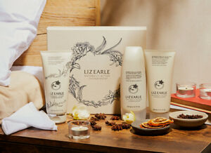 LIZ EARLE Cleanse and Polish Bourbon Vanilla Botanical Body Wash Body Cream