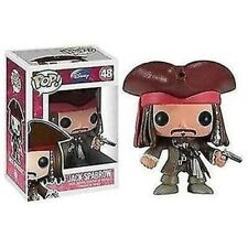 Funko - Pirates of the Caribbean Jack Sparrow Pop! Vinyl Figure