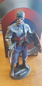 FIGURINE 1/6 HOT TOYS CAPTAIN AMERICA THE FIRST AVENGERS